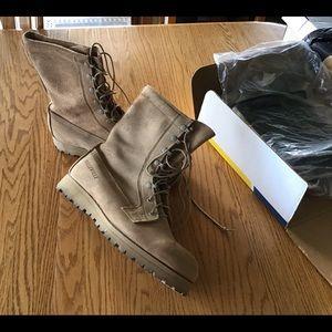 Belleville ICWT Tan Boots